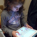 Melody Coach en el iPad