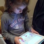 Melody Coach en el iPad
